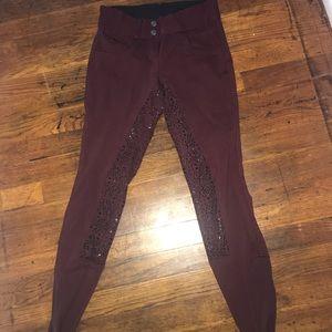 Piper Knit full seat breeches